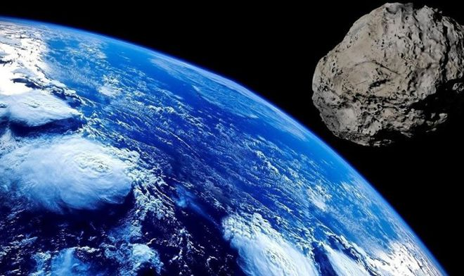NASA: An Asteroid with Great Destruction May Hit Earth in